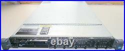 Dell PowerEdge R610 1U Server E5620 QC 2.40GHz 8GB PERC6i 2x717W