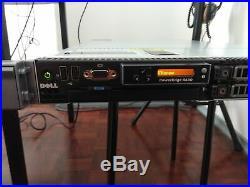 Dell PowerEdge R610 2 Intel Xeon Six Core X5650 3.06GHz 48GB RAM H700 RAID 2PSU