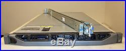 Dell PowerEdge R610 2 Six Core X5650 2.66GHz 48GB RAM 2x146GB SAS Drives Rails