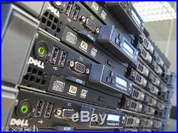 Dell PowerEdge R610 2x 4-Core XEON E5640 2.66Ghz 96GB 2x146GB 10K RAID Perc H700