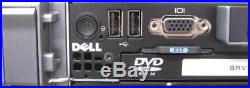 Dell PowerEdge R610 2x 6 Core X5670 CPU @ 2.93GHz 16GB RAM with 4x 146GB 15K HDD