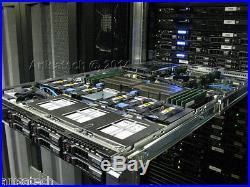 Dell PowerEdge R610 2x QuadCore XEON X5570 2.93Ghz 24GB Raid SAS 6i/R 717W PSU