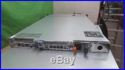 Dell PowerEdge R610 2x Xeon 6-Core X5670@ 2.93GHz 24GB SAS1068E-IR 1xPSU QTY