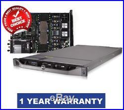 Dell PowerEdge R610 2x Xeon X5660 2.80GHZ Six Core 48GB DDR3 3x 300GB 10K 2.5