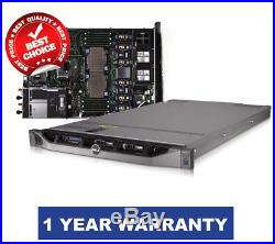 Dell PowerEdge R610 2x Xeon X5670-2.93GHZ 6 Core 48GB DDR3 3x 300GB 10K 2.5