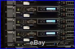 Dell PowerEdge R610 2x Xeon X5670-2.93GHZ 6-Core 48GB-DDR3 3x300GB 10K 2.5