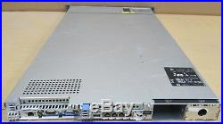 Dell PowerEdge R610 Chassis with Motherboard, Heatsinks & Fan Modules