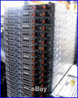 Dell PowerEdge R610 Dual Xeon Quad Core L5530 @2.4GHz, 16GB RAM, 0T954J PERC 6/i