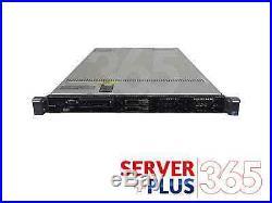 Dell PowerEdge R610 Server 2.7TB 2x E5620 2.4GHz Quad Core 72GB 6x 600GB 2x RPS