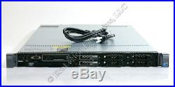 Dell PowerEdge R610 Server 2 x 2.13GHz E5506 Quad Core Xeon 4GB RAM No HDD