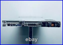 Dell PowerEdge R610 Server 2 x Intel Xeon CPU up to 128GB RAM 2 x PSU