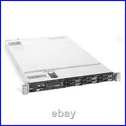 Dell PowerEdge R610 Server 2x 2.26GHz E5520 8 Cores 24GB 2x 146GB SAS