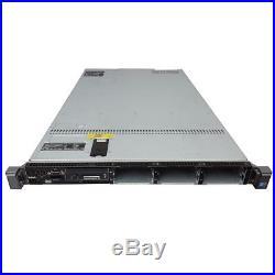 Dell PowerEdge R610 Server 2x 2.53GHz E5540 8 Cores 32GB Perc6i 2x146G