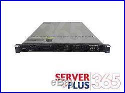 Dell PowerEdge R610 Server 2x 2.8 GHz Quad Core 48GB RAM 2x 450GB SAS, 2x RPS