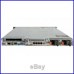 Dell PowerEdge R610 Server 2x E5606 2.13GHz 4Core 32GB SAS 6i/R NO HDD 1x PSU