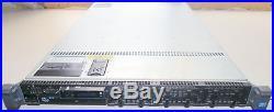 Dell PowerEdge R610 Server 2x X5550 QC 2.66GHz 24GB PERC6i iDRAC6 2x717W No HDD