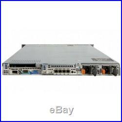 Dell PowerEdge R610 Server 2x X5570 2.93GHz 4Core 32GB SAS 6i/R NO HDD 1x PSU