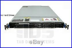 Dell PowerEdge R610 Server 2x Xeon 2.00 GHz E5504, No Disks