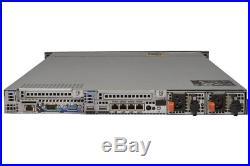Dell PowerEdge R610 Server E5640 QC 2.66GHz 12GB PERC6i iDRAC6 2x502W No HDD