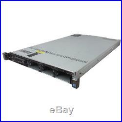 Dell PowerEdge R610 VMware Server 12-Core 3GHz X5675 64GB iDRAC 2x 717W PSU