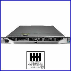 Dell PowerEdge R610 x1 Intel Xeon E5640 2.67GHz 32GB (4 x 8GB) DDR3 ECC RAM 1333