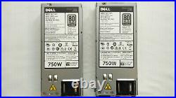 Dell PowerEdge R620 10 Bay 2x E5-2630L v2 64GB DDR3 Perc H310 HD 7570