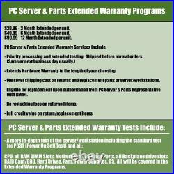 Dell PowerEdge R620 10B 8-Core 2.40GHz E5-2609 128GB 2x 300GB 2.5 10K