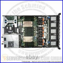 Dell PowerEdge R620 19 1U Server 10x 2,5 SFF XEON E5-2600 v1 v2 2x PSU CTO
