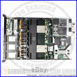 Dell PowerEdge R620 19 1U Server 8x 2,5 SFF XEON E5-2600 v1 v2 PERC 2x PSU CTO