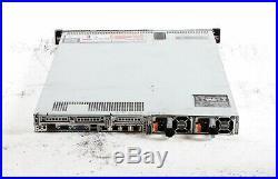 Dell PowerEdge R620 2.40 GHz Intel Xeon E5-2609 NO RAM NO HDD Server 2T 679049