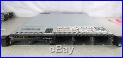 Dell PowerEdge R620 2x E5-2697V2 256GB 2x 400GB SAS SSD 10GbE H710 2x 1100W PSU
