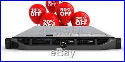 Dell PowerEdge R620 2x Xeon E5-2620 2.00GHz 12-CORES 32GB DDR3 H310 4x600Gb 10K