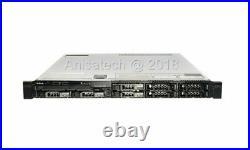 Dell PowerEdge R620 2x Xeon E5-2650v2 3.40GHz 16-CORES 128GB DDR3 H710 NO VAT