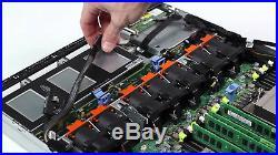 Dell PowerEdge R620 2x Xeon E5-2670 3.30GHz 16-CORE 128GB DDR3 H710 240GB SSD