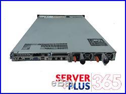 Dell PowerEdge R620 8 Bay Server 2x 2.9GHz 8 Core 256GB RAM 4x 146GB 15k, H710