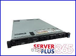 Dell PowerEdge R620 8Bay Server, 2x 2GHz 6 Core E5-2620, 64GB, 2x 600GB, H710