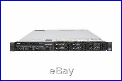 Dell PowerEdge R620 Quad-Core E5-2609 2.4Ghz 8GB Ram 8x 2.5 HDD Bays 1U Server