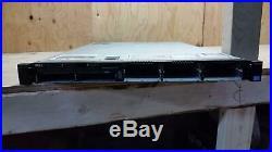 Dell PowerEdge R620 Server 1u 2x Intel E5-2630v2 2.6GHz 16GB 8x2.5 2x PSU