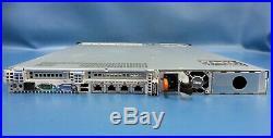 Dell PowerEdge R620 Server 2x 2.6GHz Intel Xeon E5-2630v2 64GB RAM 250GB HDD