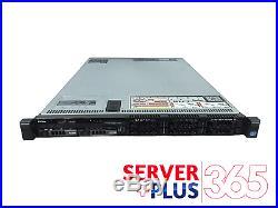 Dell PowerEdge R620 Server, 2x 2.8GHz 10Core E5-2680V2, 384GB 4x Trays, H710