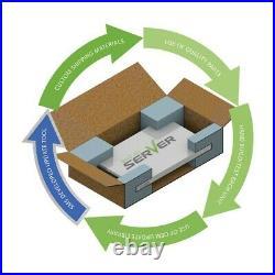 Dell PowerEdge R620 Server 2x E5-2640 2.5GHz = 12 Cores 48GB H710 RPS + 8 Trays