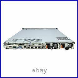 Dell PowerEdge R620 Server 2x E5-2670 2.60Ghz 16-Core 128GB 4x 146GB 15K H310
