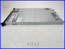 Dell PowerEdge R620 Server 2x Xeon E5-2630v2 6 Core 2.6GHz 192GB 0HD H710P Boots
