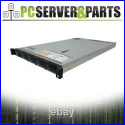 Dell PowerEdge R630 10B 3x PCI 20-Core 2.60GHz E5-2660 v3 64GB H730 10x Trays