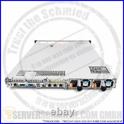 Dell PowerEdge R630 19 1U Server 10x 2,5 SFF XEON E5-2600 v3 v4 2x PSU CTO