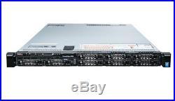 Dell PowerEdge R630 1U Rack Mount Server 8 x 2.5 Bay CTO No CPU/No Memory
