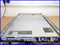 Dell PowerEdge R630 1U Server Xeon E5-2640 v3 32GB 2x 300GB 10K Windows 2012 R2