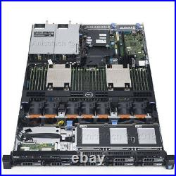 Dell PowerEdge R630 2x E5-2680v3 2.50Ghz 12Core 128GB DDR4 480GB SSD H730 1GB NV