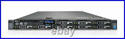 Dell PowerEdge R630 2x E5-2680v3 2.50Ghz 24-Core 16GB DDR4 H730 1GB NV 1.2TB SAS