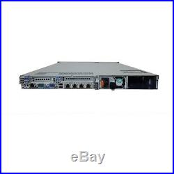 Dell PowerEdge R630 8B 2x PCI Bare Bones 1U Rack Server, Motherboard, 750W PS